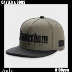 【CAYLER & SONS (ケイラーアンドサンズ)】 SNAPBACK CAP (スナップバックキャップ)